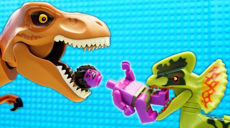 Little HULK vs Godzilla Team Fail