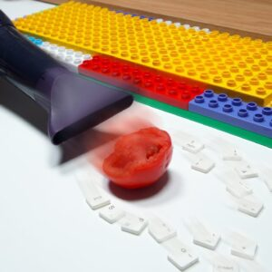 Magic hammer - LEGO Stop Motion  movie