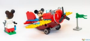 review 10772mickey mouses propeller plane