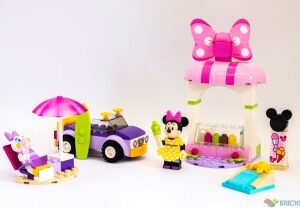 review 10773 minnie mouses ice cream shop