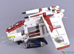 review 75309 republic gunship