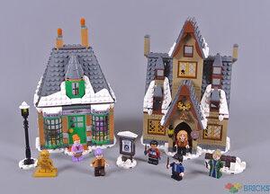 review 76388 hogsmeade village visit