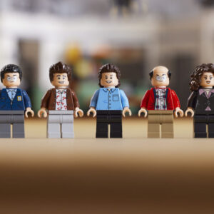 seinfeld actor reacts to new lego ideas minifigure