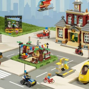 some lego city sets are worth more this month