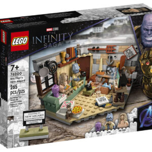 spoiler warning new lego spider man no way home new asgard and what if sets revealed