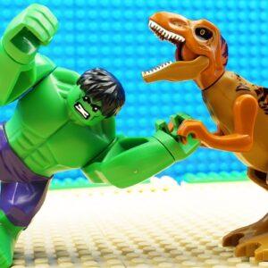 Super HULK Team vs Godzilla Fail