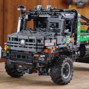 this lego technic set has a hidden feature