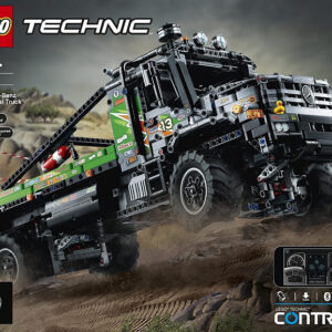 augmented reality in new lego technic truck