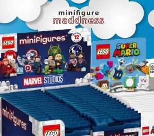 august offers at minifigure maddness
