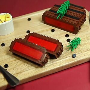 Best of Lego in Real life #2 - Stop Motion Cooking & ASMR