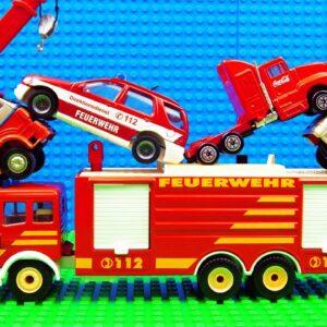 Big Road Grader Mobile Crane Fuel Truck