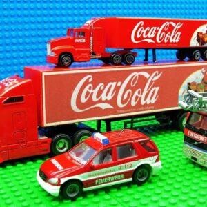 Fire Truck Car Bus Supercar Big Truck Pickup Racing