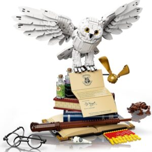 just a quick reminder lego harry potter hogwarts icons collectors edition 76391 arriving in september