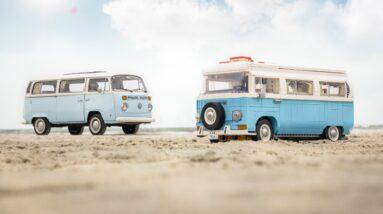 lego 10279 volkswagen t2 camper van designer video revealed
