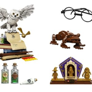lego 76391 harry potter hogwarts icons collectors edition celebrates 20 years of lego harry potter