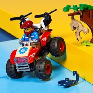 lego city wildlife rescue sets overview