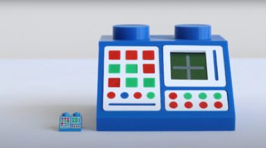 lego classic computer becomes a reality