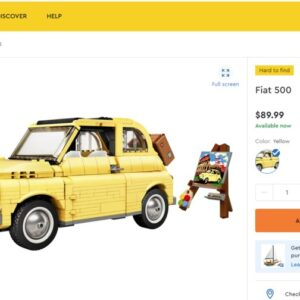 lego creator sets now offered in multiple color variations