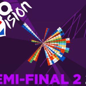 LEGO: Eurovision 2021 - Semi Final 2