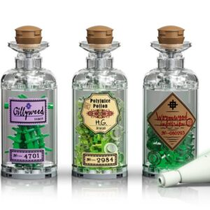 lego harry potter 76391 hogwarts icons collectors editions potion bottles hold special meaning