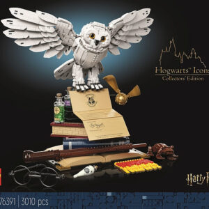 lego harry potter hogwarts icons collectors edition