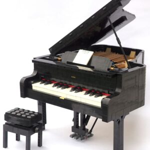lego ideas grand piano functions review