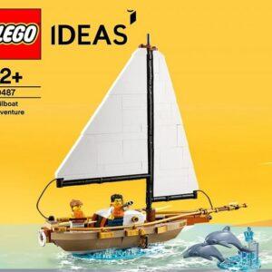 lego ideas sailboat adventures review