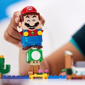 lego invites teen youtubers to compete in lego super mario sunday league