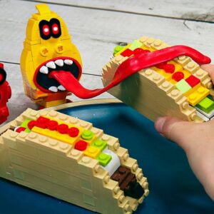Lego Larva.EXE Animation - Meme Coffin Dance COVER