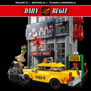 lego marvel super heroes daily bugle review
