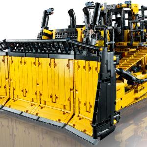 lego technic cat d11 bulldozer prices unveiled