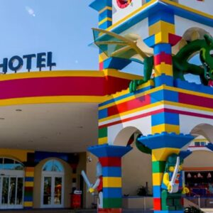 legoland new york opens doors to new legoland hotel