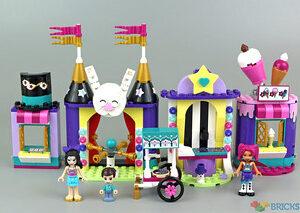 review 41687 magical funfair stalls