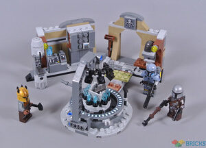 review 75319 the armourers mandalorian forge