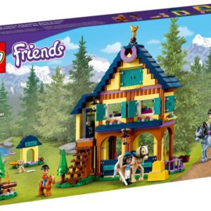 review lego 41683 forest horseback riding center guest review