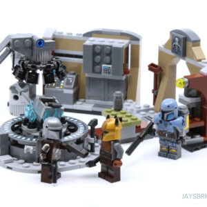 review lego 75319 the armorers mandalorian forge