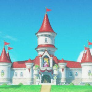 rumoured release date for lego super mario peachs castle revealed