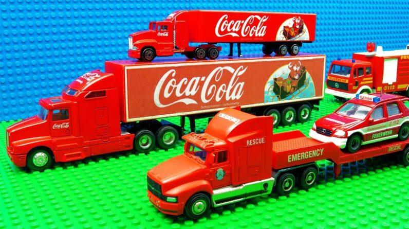 Super Crane Trucks Garbage Truck Steamroller Excavator