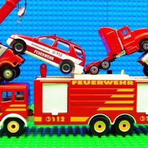 Super Wrecker Big Trailer Mini Bus Appliance Race Car