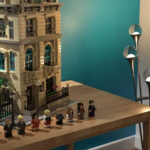 the nanny could be immortalised as a lego ideas set