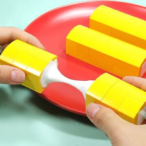 Try Making Lego Twinkies for Breakfast - Stop Motion Cooking & ASMR