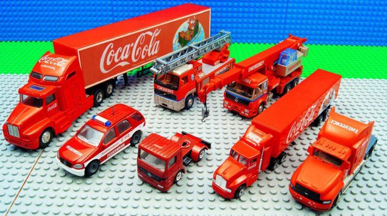 Coca Cola Trucks Drive Racing