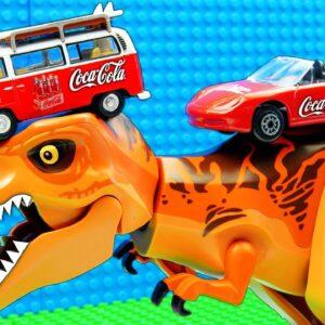 Dino VW Beach Bus Porsche Transporter Racing