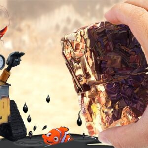 Eat The Earth's Trash In 2030 With Wall-E | Cooking ASMR Food Mukbang Funny Video