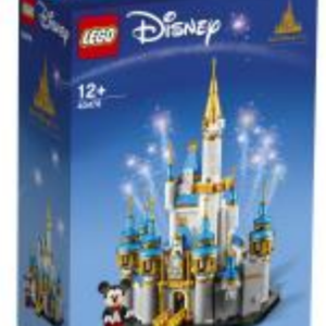first image of lego 40478 mini disney castle officially revealed