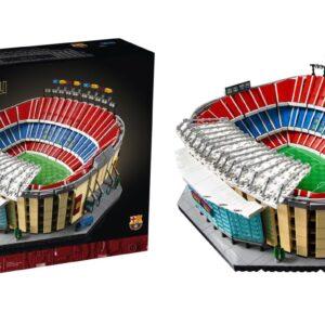 kick off at lego 10284 camp nou fc barcelona stadium