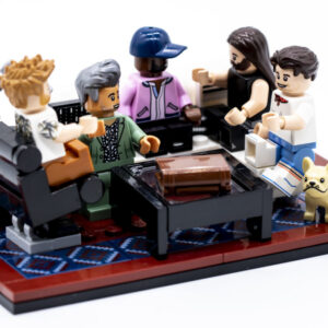 lego 10291 queer eye the fab 5 loft minifigures spark reactions from the stars