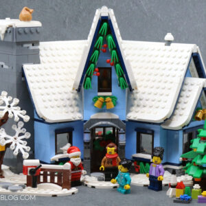 lego 10293 santas visit is now available through vip early access