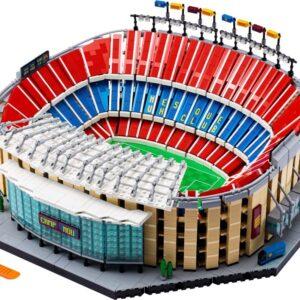 lego creator expert camp nou fc barcelona 10284 now available