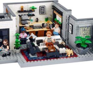 lego creator expert queer eye the fab 5 loft 10291 officially announced